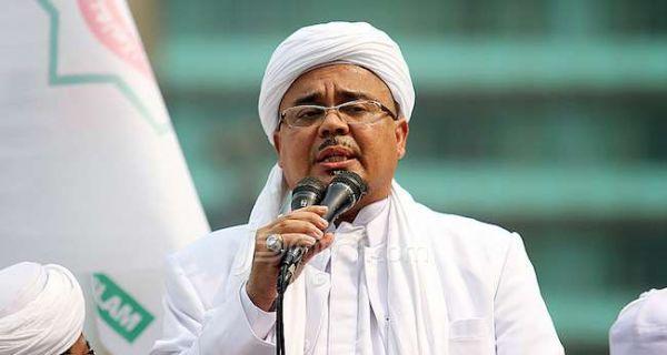 Habib Rizieq Lepas Tangan Jika Ada Perusuh Aksi 212 - JPNN.com
