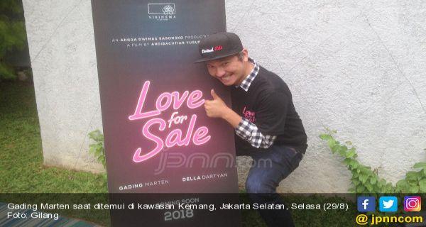 Nasib Gading Marten Di Film Love For Sale 2 Masih Belum Jelas Jpnn Com