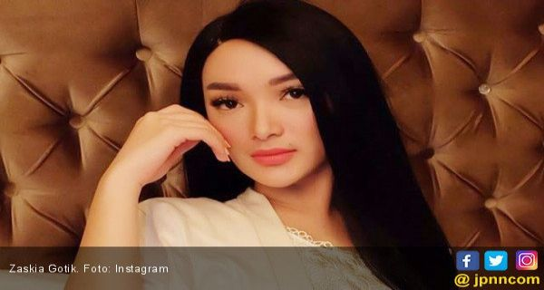 Ditegur Label Zaskia Gotik Bantah Promosikan Judi Online Jpnn Com