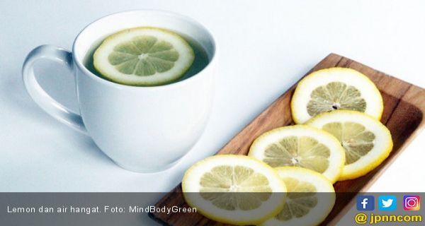 5 Manfaat Minum Air Lemon Untuk Kesehatan Jpnn Com