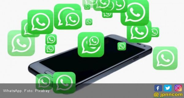 Whatsapp Error Sore Ini Pengguna Tak Bisa Kirim Foto Dokumen Dan Video Jpnn Com