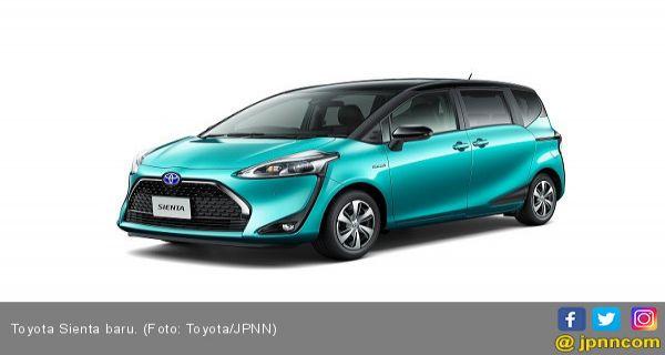 Toyota Sienta Baru Resmi Mengaspal Harga Mulai Rp 237 Juta Jpnn Com