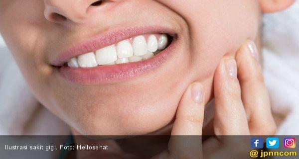 Mendadak Semua Gigi Terasa Sakit Ini 7 Penyebabnya Jpnn Com
