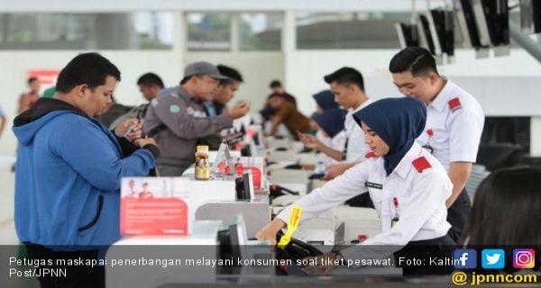 Perkembangan Terbaru Soal Harga Tiket Pesawat Jelang Mudik Lebaran Jpnn Com
