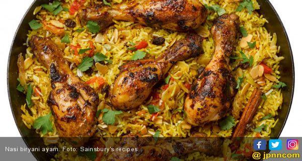 masak nasi briyani ayam hans cooking recipes Resepi Nasi Minyak Brunei Enak dan Mudah