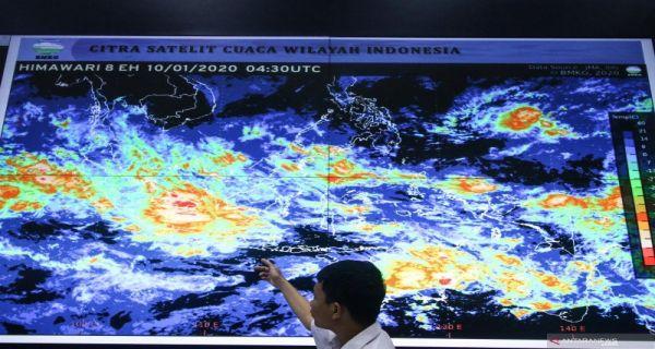 Prakiraan Cuaca Hari Ini Warga Jakarta Selatan Dan Jakarta Timur Perlu Waspada Jpnn Com