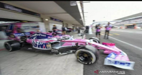 Tim F1 Racing Point Berganti Nama Jadi Aston Martin Jpnn Com