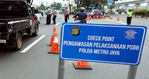 Bmk Dki Jakarta Mendukung Penuh Psbb Ketat 14 September Jpnn Com