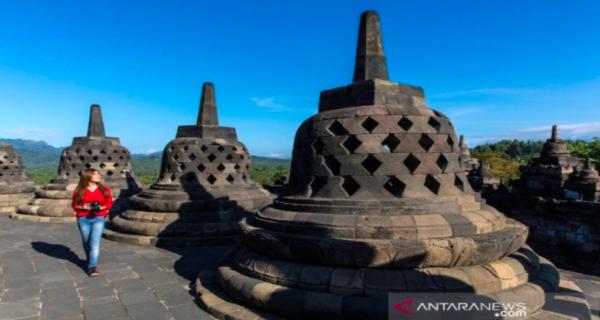 Ada Aturan Khusus Untuk Wisatawan Di Candi Borobudur Selama Pandemi Covid 19 Jpnn Com