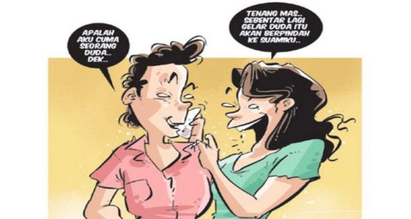 Istriku Berselingkuh Dengan Duda Muda Kaya Raya Jpnn Com