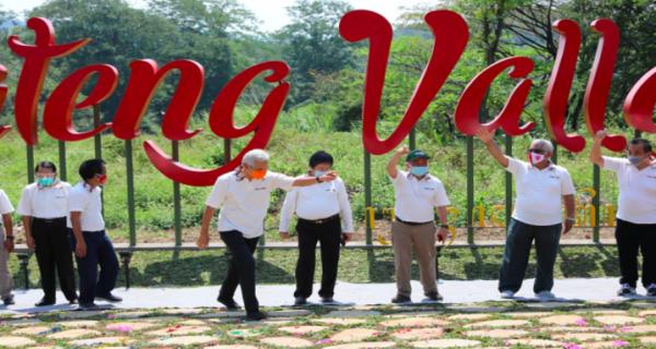 Tempat Wisata Alam Baru Jateng Valley Kado Dari Pak Ganjar Untuk Warga Jawa Tengah Jpnn Com