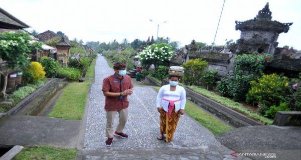 Undang Sejumlah Dubes Ke Bali Sandiaga Tunjukkan Indonesia Serius Siapkan Wisata Bebas Covid 19 Jpnn Com