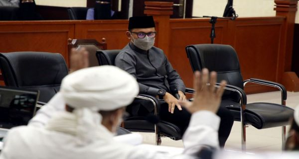 Simak Pernyataan Bima Arya Usai Sidang Habib Rizieq - JPNN.com